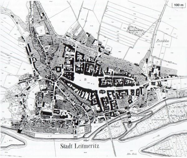 Litomerice Leitmeritz Architektura Na Severu Cech